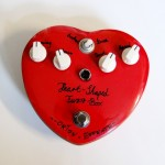Custom Heart-Shaped Fuzz-Box