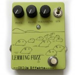 Lemming Fuzz limited/signature