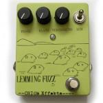 Lemming Fuzz limited/signature