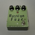 Russlon Fuzz 90s distortion/sustainer