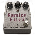 Ramlon Fuzz vintage distortion/sustainer
