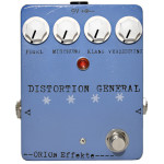 Distortion General mit Cleanblend