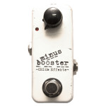 Minus Booster Mini compact volumeswitch
