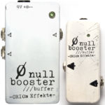 Null Booster/Buffer