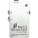 Null Booster Buffer
