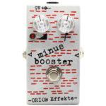 Minus Booster Pro, underdrive / attenuator