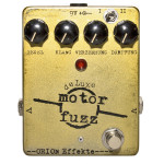 de Luxe Motor Fuzz advanced fuzz